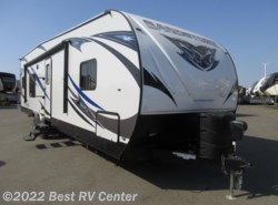 New 2018  Forest River Sandstorm 282GSLR Slide Out/ 5.5Gen/2 AC's/ Ramp Door Patio  by Forest River from Best RV Center in Turlock, CA