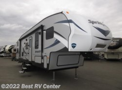 New 2018  Keystone Springdale 300FWBH Rear Bunks/2 Bathrooms/ 2 Slide Outs/ Two