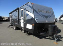 New 2018  Keystone Springdale 271RLWE Rear Living/ Two Entry Doors / All Power P by Keystone from Best RV Center in Turlock, CA