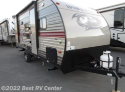 New 2018  Forest River Cherokee Wolf Pup 18TO Slide Out/ Front Queen/ Bunk Bed Over Sofa by Forest River from Best RV Center in Turlock, CA
