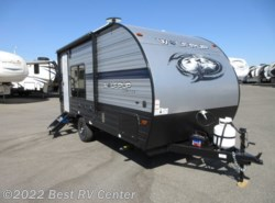 New 2019 Forest River Cherokee Wolf Pup 17RP Toy Hauler / Rear Cargo Area/Dry Weight 3031L available in Turlock, California
