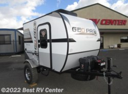 New 2018  Forest River Rockwood Geo Pro 12RK A.C./ Dry Weight 1,133Lbs/ Outdoor Kitchen/ O by Forest River from Best RV Center in Turlock, CA