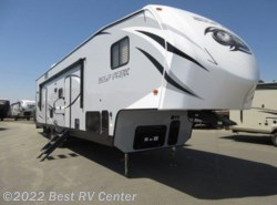 New 2018  Forest River Wolf Pack 315 *NEW DESIGN* 12 FT GARAGE/ RAMP PATIO PACKAGE  by Forest River from Best RV Center in Turlock, CA