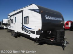 New 2018  Forest River Sandstorm 241 13Ft Cargo Area/ 2 Chairs IPO Sofa / Front Wal by Forest River from Best RV Center in Turlock, CA