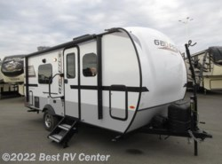 New 2018  Forest River Rockwood Geo Pro 19FD Dry Weight 2829Lbs/ Rear Bath/ Murphy Bed by Forest River from Best RV Center in Turlock, CA