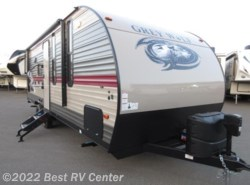 New 2018  Forest River Cherokee Grey Wolf 23BD Mega Dinette Slide / Front Walk Around Bed /  by Forest River from Best RV Center in Turlock, CA