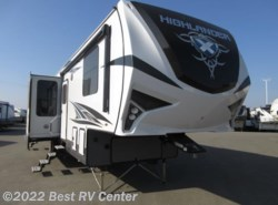 New 2019  Open Range Highlander 350H 13FT Carage/ 6 Pt Auto Leveling/5. /Ramp Door