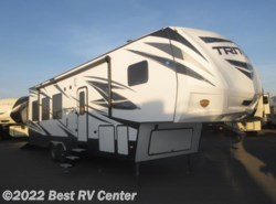New 2018  Dutchmen Voltage Triton 3351 / 20 Ft Cargo Area/5.5 Onan Generator/ Dual A by Dutchmen from Best RV Center in Turlock, CA