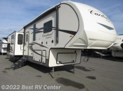 New 2018  Forest River Cardinal 322DS 6Pt Hydraulic Auto Levelin Three Slide Outs/ by Forest River from Best RV Center in Turlock, CA