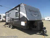 2018 Keystone Springdale 212RBWE Rear Bathroom/ U Shape Slideout