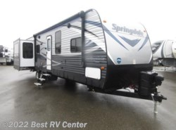 New 2019  Keystone Springdale 311RE Rear Living/ Two Slide Outs/ Deluxe Entertai by Keystone from Best RV Center in Turlock, CA
