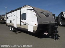 New 2019  Forest River Wildwood X-Lite 241RLXL Rear Living/ U Shaped Dinette/ Slide Out by Forest River from Best RV Center in Turlock, CA