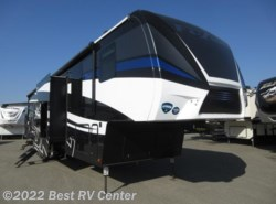 New 2018  Keystone Fuzion FZ427 FULL BODY PAINT/13.6 Ft Garage /6 Pt Hydraul by Keystone from Best RV Center in Turlock, CA