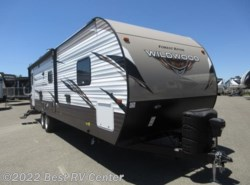 New 2019  Forest River Wildwood 28RLSS Rear Living/ All Power Package/ Solar Prep/ by Forest River from Best RV Center in Turlock, CA