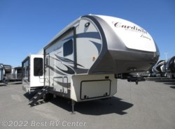 New 2019 Forest River Cardinal 3350RLX THREE SLIDE OUTS/ DISH WASHER/ 200W SOLAR/ available in Turlock, California