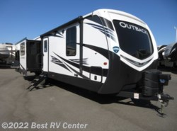 New 2019 Keystone Outback 330RL Out Door Kitchen / Rear Living /Automatic Le available in Turlock, California