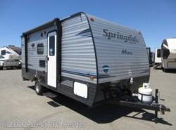 New 2019  Keystone Springdale Summerland 1800BH BUNK MODEL/ FRONT QUEEN BED by Keystone from Best RV Center in Turlock, CA