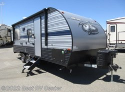 New 2019  Forest River Cherokee Grey Wolf 19SM  Rear Electic slide Out/ Two Queen Beds / Fro by Forest River from Best RV Center in Turlock, CA