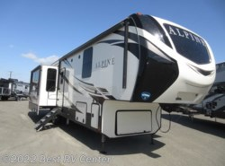 New 2019 Keystone Alpine 3650RL  IN COMMAND SMART AUTOMATION SYST/ 6 POINT available in Turlock, California