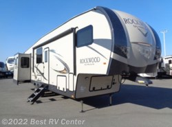 New 2019 Forest River Rockwood Ultra Lite 2898KSC AUTO LEVELING/ Three SlideOuts/ Rear Livin available in Turlock, California