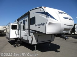 New 2019 Keystone Springdale 253FWRE REAR ENTERTAINMENT/ 3 SLIDE OUTS/ QUEEN BE available in Turlock, California