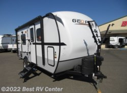 New 2019  Forest River Rockwood Geo Pro 19FD Dry Weight 2829Lbs/Solar Pan Rear Bath/ Murph