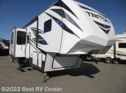 New 2019 Dutchmen Voltage Triton 3551 Two Bathrooms/ 5.5 Onan Gen / 6 Pt Hydraulic available in Turlock, California