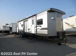 New 2019 Forest River Wildwood Lodge 42QBQ Four Slideouts/ Two Bathroom/ Outdoor Kitche available in Turlock, California