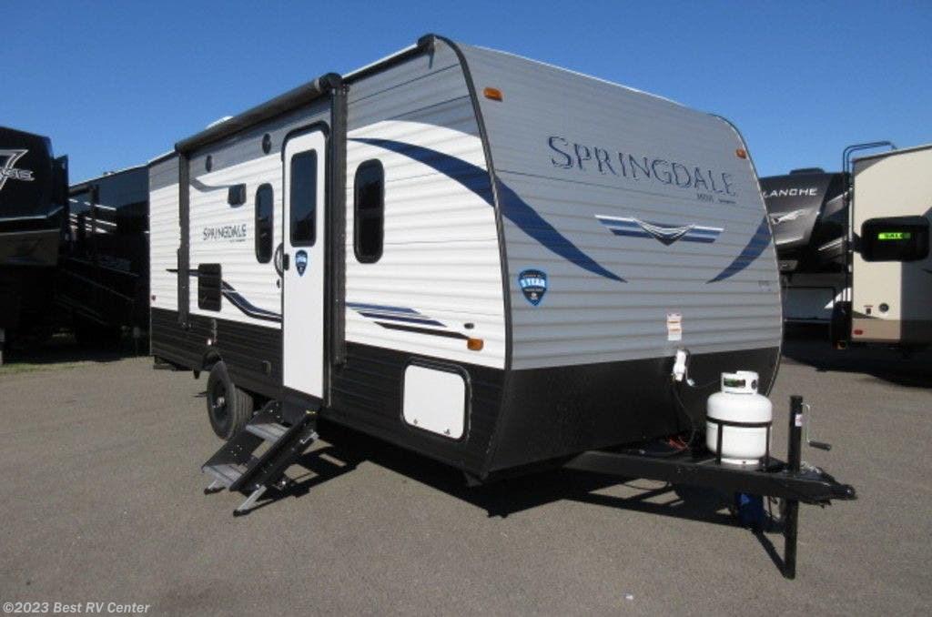 2020 Keystone Springdale Mini 1860SS