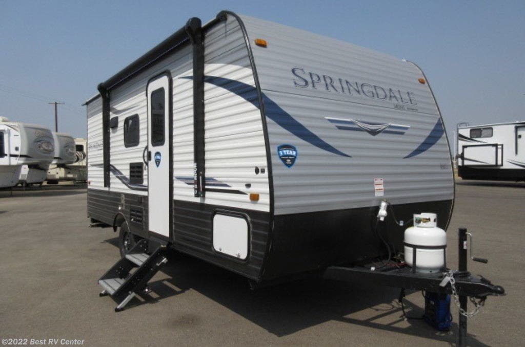 2021 Keystone Springdale Mini 1800BH