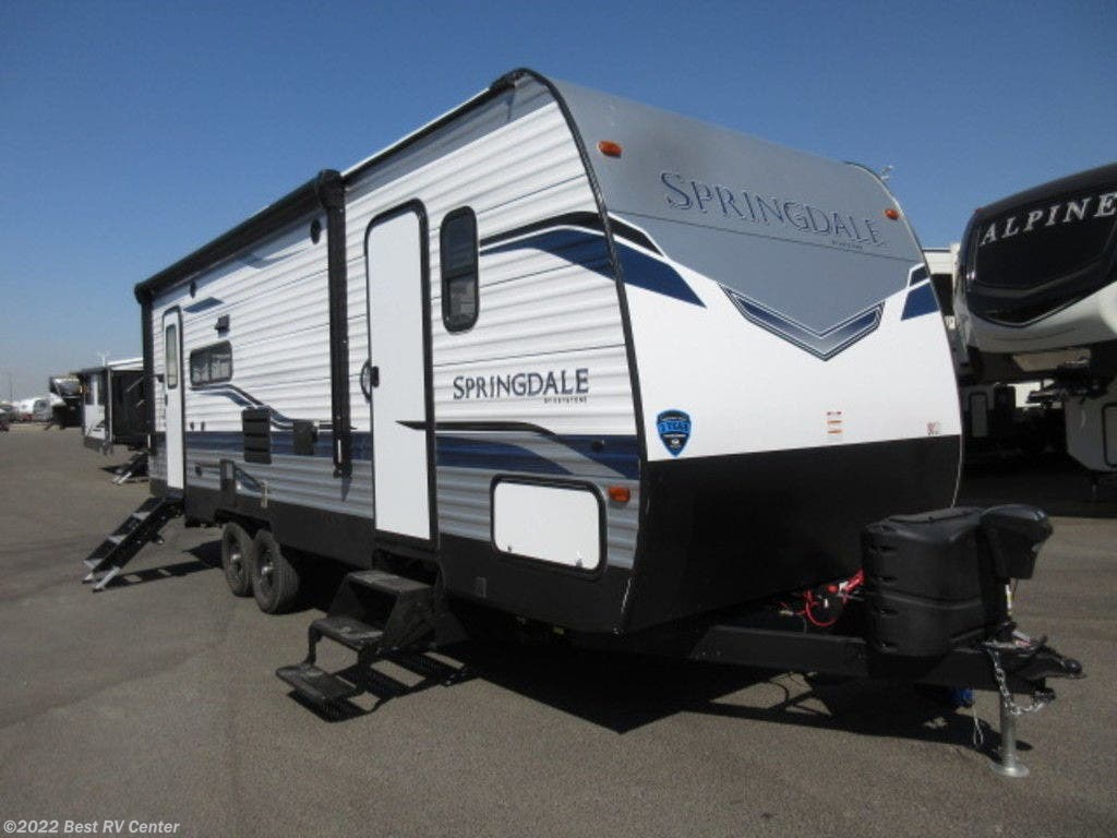 2022 Keystone Springdale 266RL