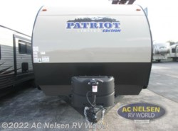 New 2017  Forest River  Patriot Edition 304BS by Forest River from AC Nelsen RV World in Shakopee, MN