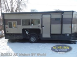 New 2017  Forest River Cherokee Ice Cave Library - 17MP by Forest River from AC Nelsen RV World in Shakopee, MN