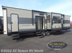 New 2017  Forest River Cherokee Destination Trailers 39CL by Forest River from AC Nelsen RV World in Shakopee, MN