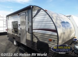 Used 2016  Forest River Cherokee Wolf Pup 16FQ by Forest River from AC Nelsen RV World in Shakopee, MN