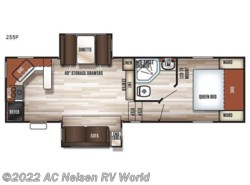 New 2017  Forest River Cherokee 255P by Forest River from AC Nelsen RV World in Shakopee, MN