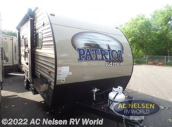 New 2018  Forest River Cherokee Wolf Pup 18TO by Forest River from AC Nelsen RV World in Shakopee, MN