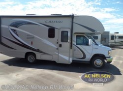 New 2018  Thor Motor Coach Chateau 22B by Thor Motor Coach from AC Nelsen RV World in Shakopee, MN