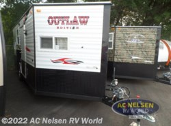 New 2018  Ice Castle  Ice Castle Outlaw by Ice Castle from AC Nelsen RV World in Shakopee, MN
