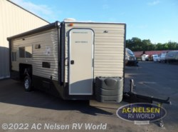 Used 2016  Forest River Cherokee Ice Cave 16GR by Forest River from AC Nelsen RV World in Shakopee, MN