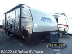Used 2017  Forest River Cherokee Grey Wolf 26DBH by Forest River from AC Nelsen RV World in Shakopee, MN