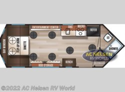 New 2018  Forest River Cherokee Ice Cave 17BB by Forest River from AC Nelsen RV World in Shakopee, MN
