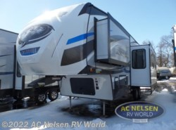 New 2019  Forest River  Artic Wolf 315TBH8-75 by Forest River from AC Nelsen RV World in Shakopee, MN