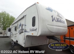 Used 2006  Forest River Wildcat 32QBBS by Forest River from AC Nelsen RV World in Shakopee, MN