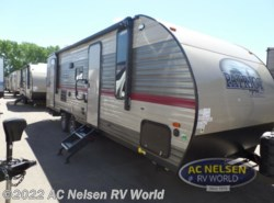 New 2019  Forest River Cherokee Grey Wolf 23DBH by Forest River from AC Nelsen RV World in Shakopee, MN