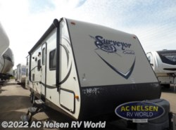 Used 2014 Forest River Surveyor Cadet SC 294QBLE available in Shakopee, Minnesota