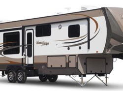 New 2017  Highland Ridge Mesa Ridge MF376FBH by Highland Ridge from Best Value RV in Krum, TX