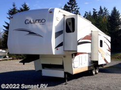 Used 2008  Carriage Cameo 31KS3 by Carriage from Sunset RV in Bonney Lake, WA