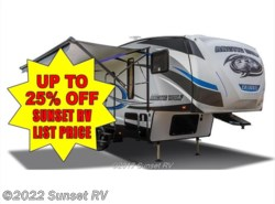 New 2017  Forest River Arctic Wolf 285DRL4 by Forest River from Sunset RV in Bonney Lake, WA