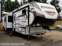 New 2018  Shasta Phoenix 381RE by Shasta from Sunset RV in Bonney Lake, WA